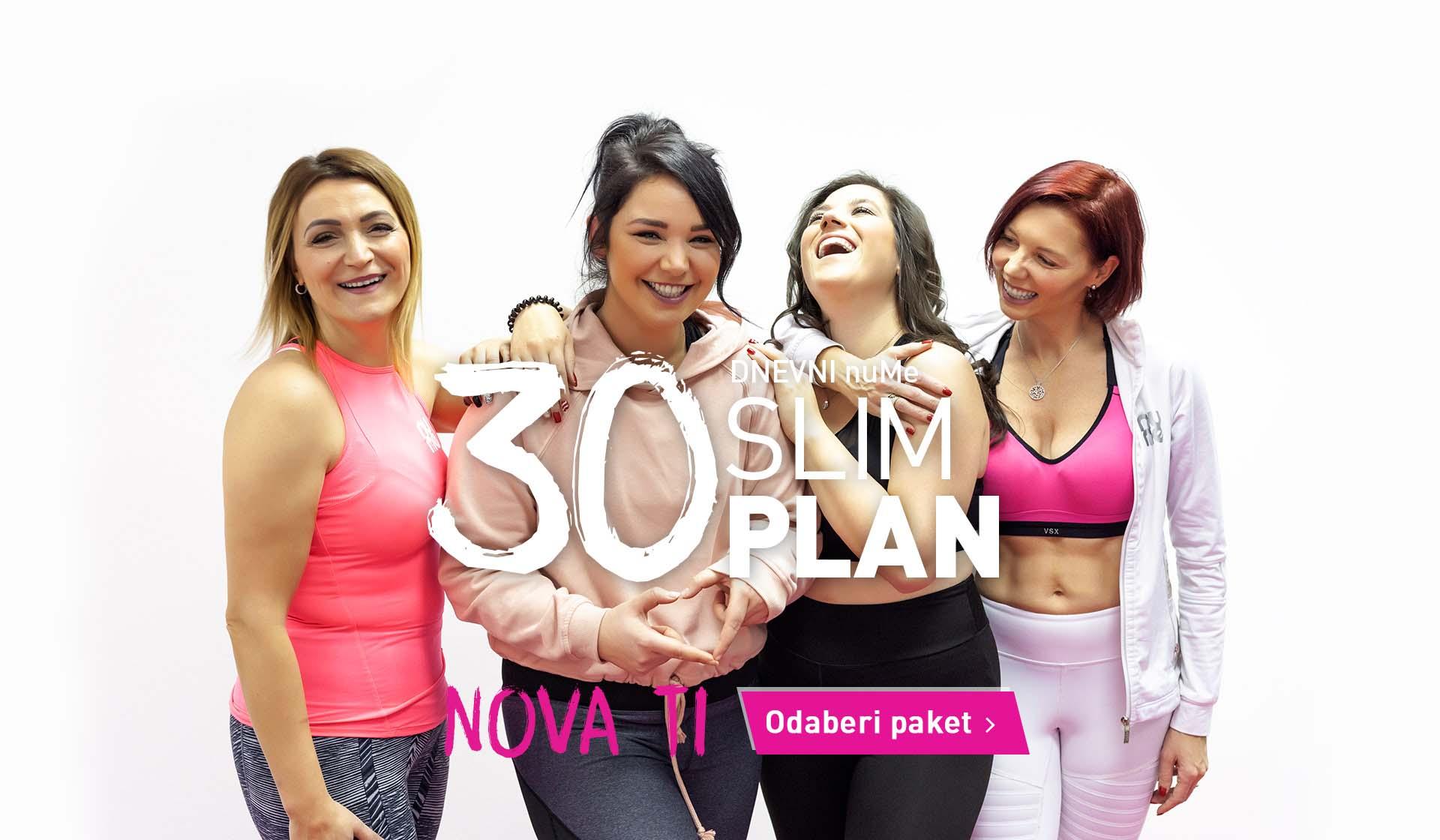30-dnevni nuMe Slim Plan NOVA TI