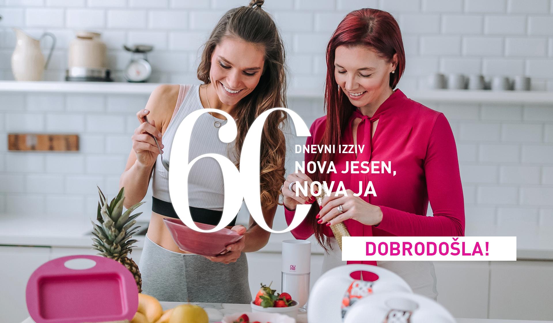 NOVA JESEN, NOVA JA. - Tjedan 01