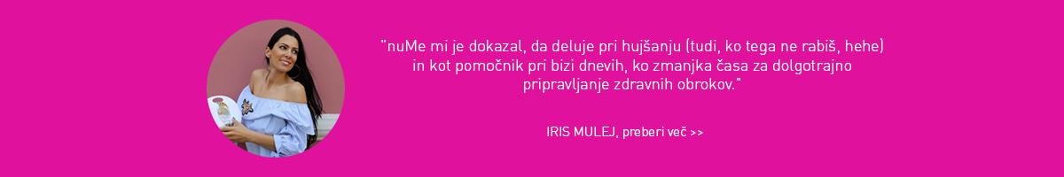 Iris Mulej mnenje