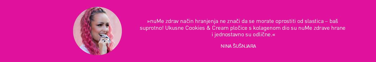 Nina Šušnjara mnenje
