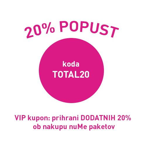 20% popust
