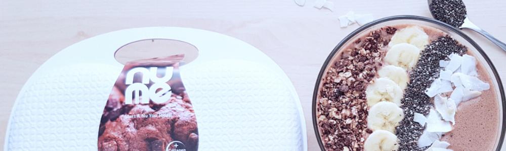 fit recepty - čokoládová miska na zdravé raňajky